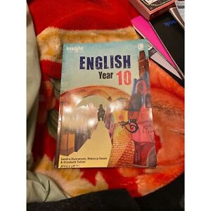 English Year 10 Insight Book Keysborough Greater Dandenong Preview