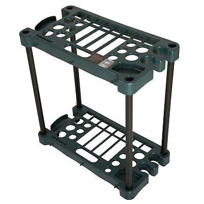 Stalwart Compact Garden Fits Over 30 Tools Storage Rack, Model:75-ST6011