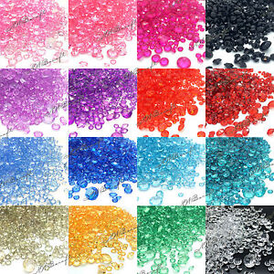 Over-3500-3-Mixed-Sizes-Scatter-Diamonds-Wedding-Party-Table-Confetti-Crystal