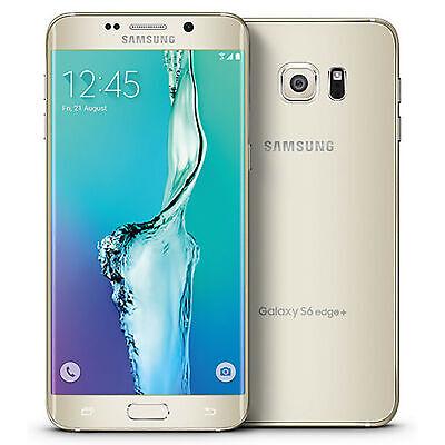 Samsung Galaxy S6 Edge+ G928F 32GB Unlocked GSM 4G LTE Phone - Gold Platinum
