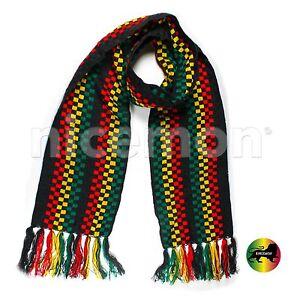Reggae Rasta Scarf Acent Scarf Irie Reggae Rastafari Jamaica Africa Marley 65