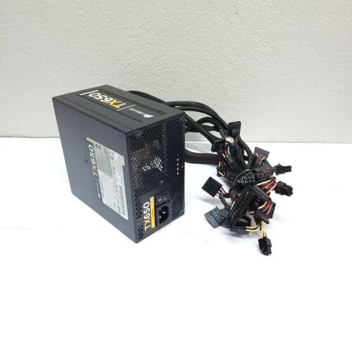 Corsair 650W ATX Power Supply CMPSU-650TXV2 80 Plus