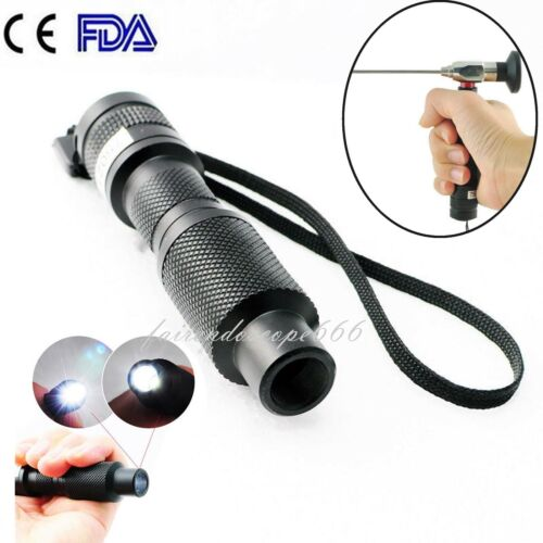 10W Handheld LED Cold Light Source Fit for Storz Olympus Wolf Stryker Endoscope