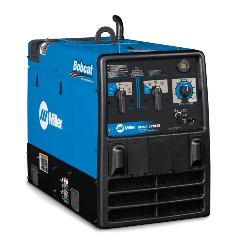 Miller Bobcat 3 phase Kohler Engine Welder/Generator (907505)
