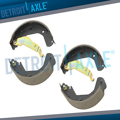 Rear Ceramic Brake Shoes for Sebring Caliber Compass Patriot Cube Sentra Versa