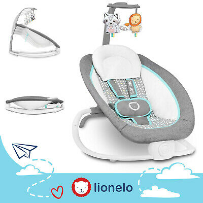 Lionelo Pascal babywippe babyschauke babynest baby wippe kinder schaukel