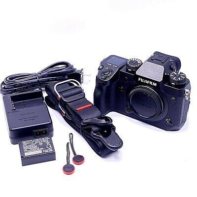 Fujifilm X-H1 Mirrorless Digital Camera - Black (Body Only)