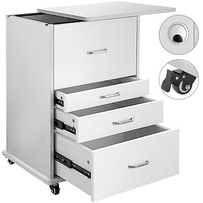 Medical Dental Equipment Alabama Assistants Mobile Cabinet Cart With Handle
