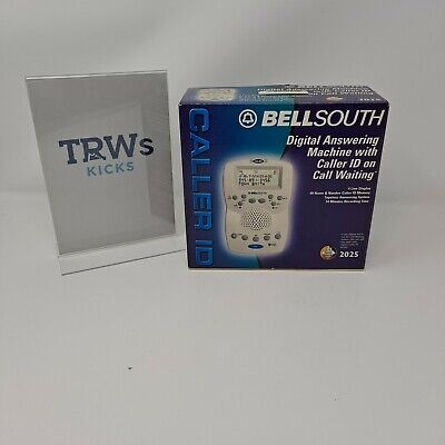 BellSouth Digital Answering Machine with Caller ID on Call Waiting