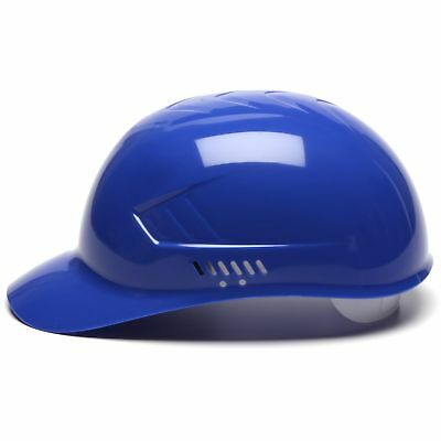 e2929bafc6c Pyramex Bump Cap With 4 Point Suspension Blue