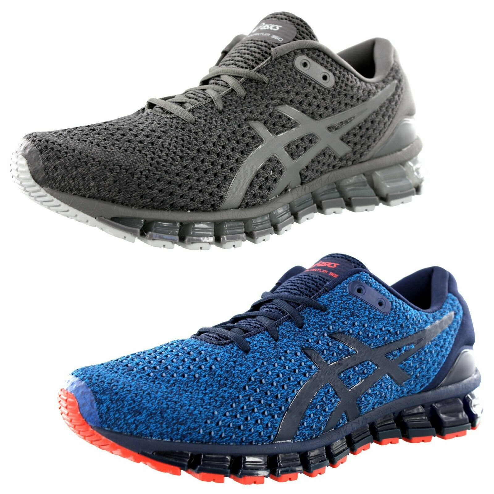 finest selection 3312a f5228 ASICS MEN'S GEL-QUANTUM 360 KNIT 2 RUNNING SHOES