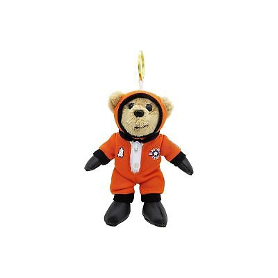 Astro Tedd Bear Space Astronaut Space Suit Kids Orange Key Ring Chain Gift Idea](Ring Bear Suits)