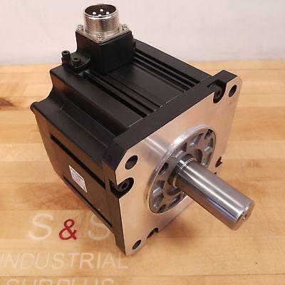 Mitsubishi Hf-sp201 Ac Servo Motor Input 3ac 130v 11a Output 2kw 1000 Rpm
