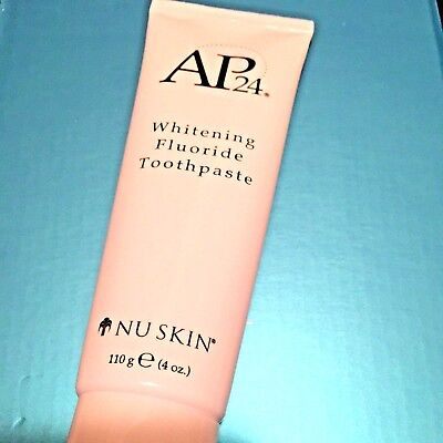 Nuskin Nu Skin Ap-24  Whitening Fluoride Toothpaste FULL SIZE Exp 2020 AUTHENTIC