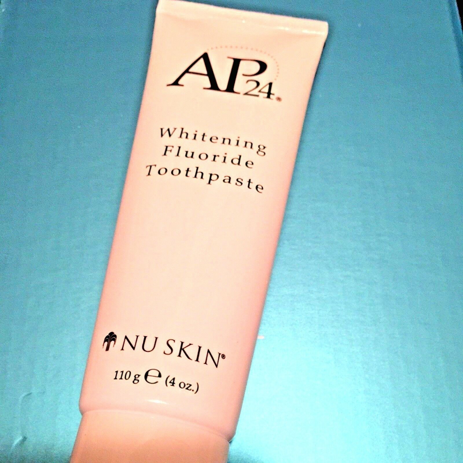 Nuskin Nu Skin Ap-24  Whitening Fluoride Toothpaste FULL SIZE Exp 2021 AUTHENTIC