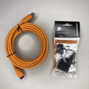 Tether Tools TetherPro 15' USB 3.0 tether cable w/ Jerk Stopper