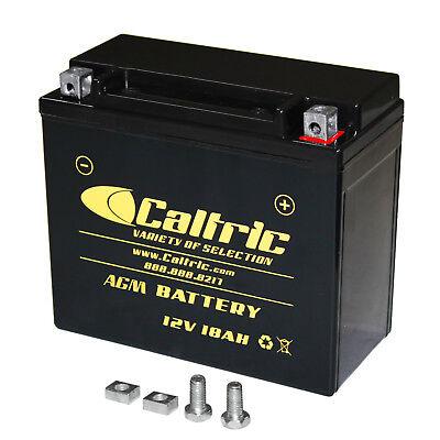 AGM BATTERY Fits HARLEY DAVIDSON XLH1200 XLH1200C XLH1200S SPORTSTER 1200