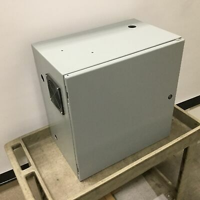 Hoffman Csd202012 Electrical Enclosure Dimensions 20 X 20 X 12 Holes Added