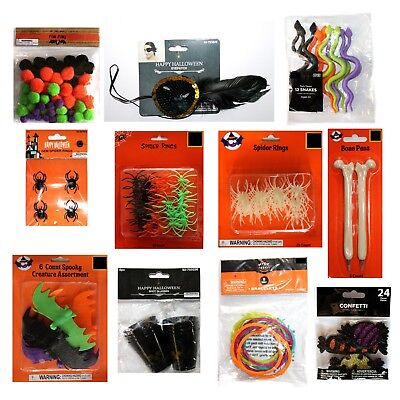 HALLOWEEN* Decor ARTS+CRAFTS Decor+Costume ACCESSORIES Party Favors *YOU CHOOSE* (Halloween Decor Crafts)