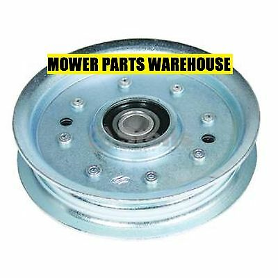 JOHN DEERE HEAVY DUTY FLAT IDLER PULLEY AM37249  AM107468 AM35862 AM37442