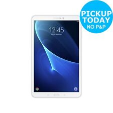 Samsung Galaxy Tab A 10.1 Inch 32GB Android WiFi Tablet - White.
