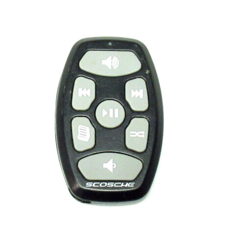 SCOSCHE HAND HELD IPOD REMOTE CONTROL FOR IPOD REMOTE ONLY IKQIPNRFC