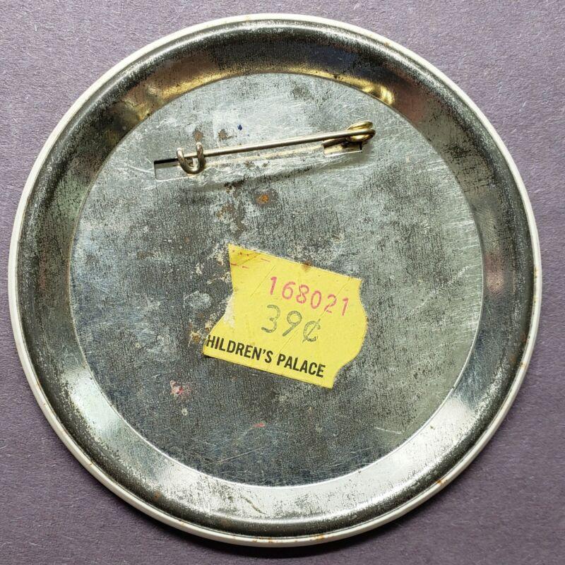 Vintage Walt Disney Mickey Mouse Club Member Button Pin CHILDREN