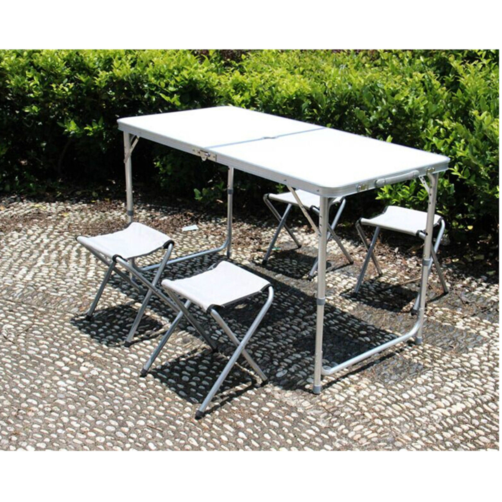 Outdoor foldable picnic camping garden folding table 4 for Epl table 99 00