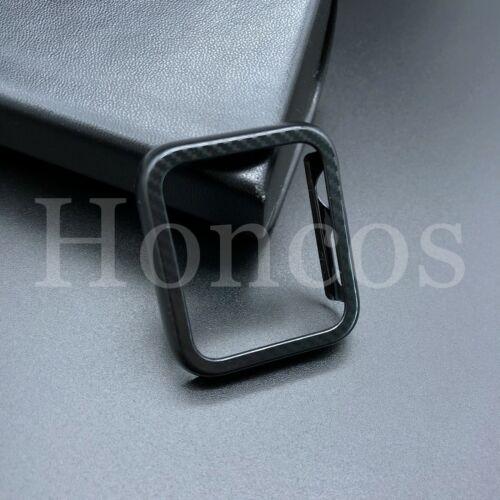 iWatch Apple Watch Series 5 4 3 2 1 Tpu Carbon Fiber Cover Case 38/40/42/44mm
