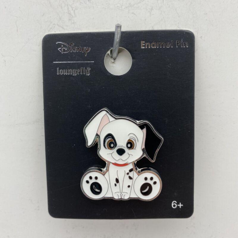 Disney Loungefly Pin 101 Dalmatians Puppy Foot Big Feet Trading Pin