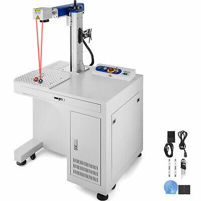 20w Fiber Laser Marking Machine 150150mm Desktop Laser Focus Marking Printing
