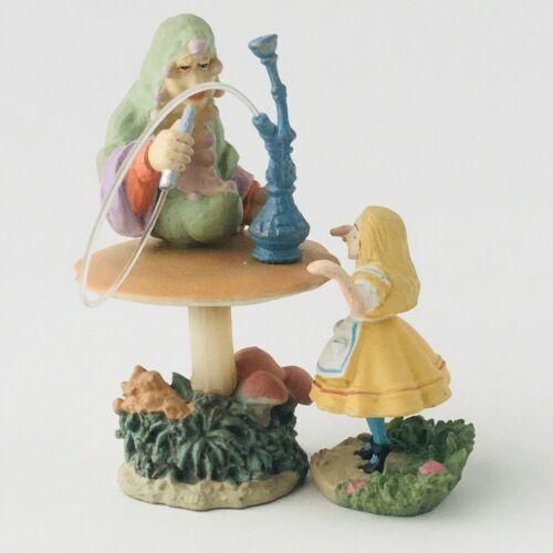 """Alice In Wonderland """" Caterpillar B"""" Mini Figure KAIYODO Japan 2003"""