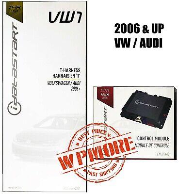 iDatastart VWX CMVWXA0 Remote Start Module + iDatalink ADS THR VW1 VW AUDI 06 +