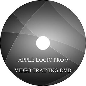Apple Logic Pro 9 - Video Training DVD