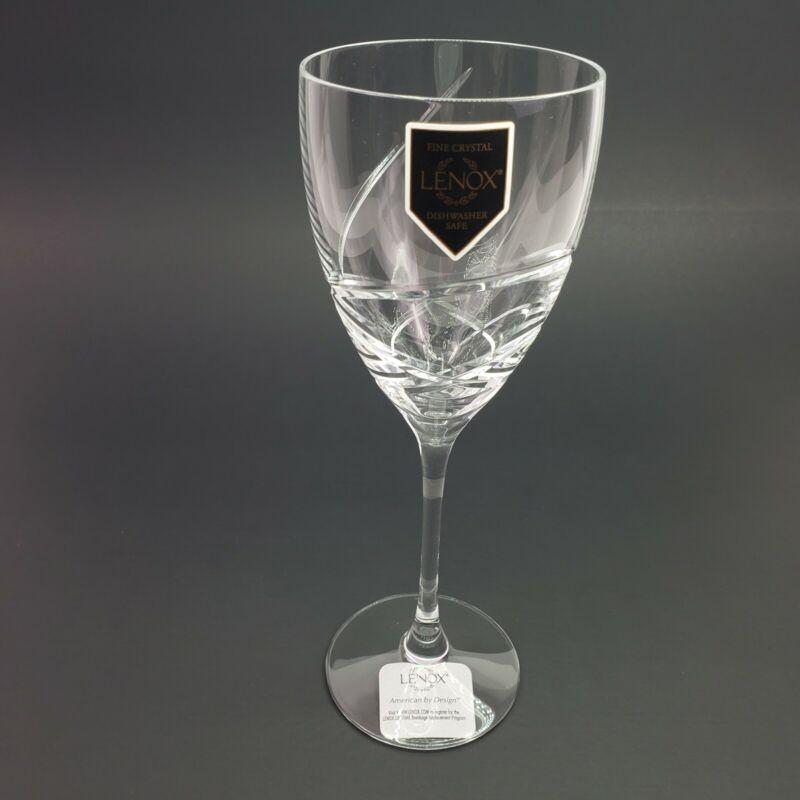 Lenox Adorn Signature 10oz Lead Crystal Wine Glass Stemware