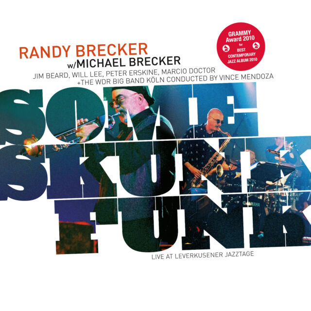 LP Some Skunk Funk von Michael With WDR Big Band Brecker Randy & Brecker 2LPs