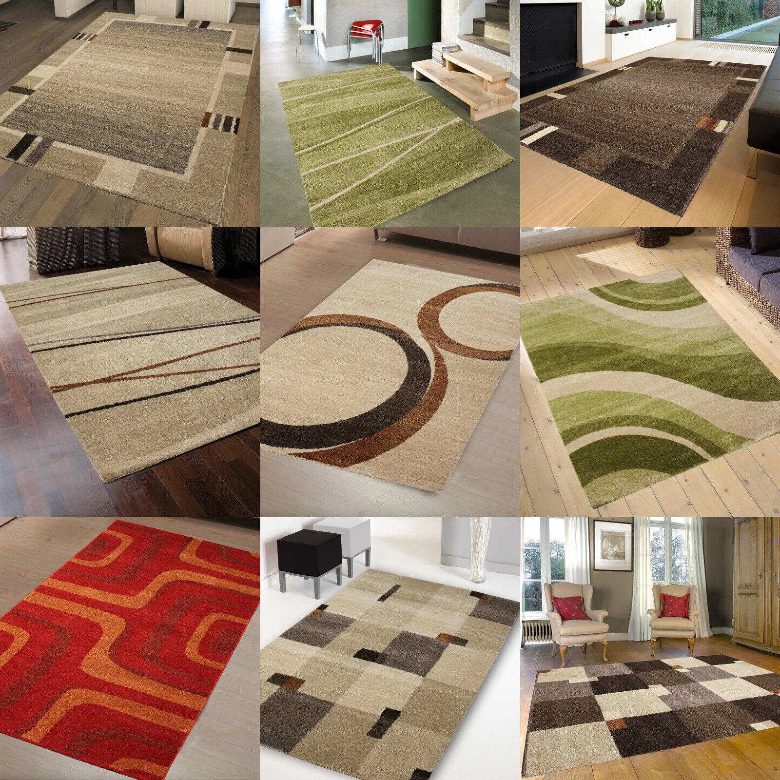 Quality Thick Modern Flooring Rugs New Mats Rug Runner