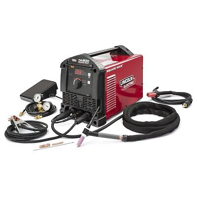 Lincoln Square Wave Tig 200 Welder K5126-1 Refurbished - 3 Year Warranty