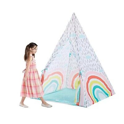 Best Kids Toddles Pop Up Tent Teepee Play House Birthday Gift Outdoor Toys
