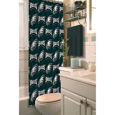 Phladelphia Eagles Shower Curtain