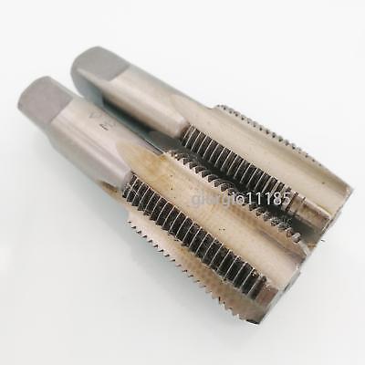 Us Stock Hss 24mm X 2 Metric Taper Plug Tap Right Hand Thread M24 X 2mm Pitch