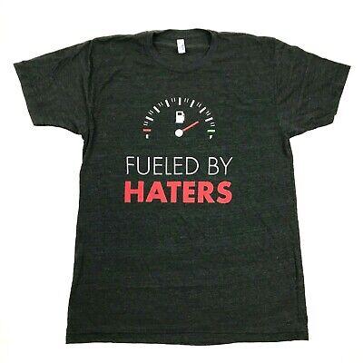 Lustig American Apparel (Neu Getankt von Hater T-Shirt Größe L Hasser Haterade Jealous Gelee Hergestellt)