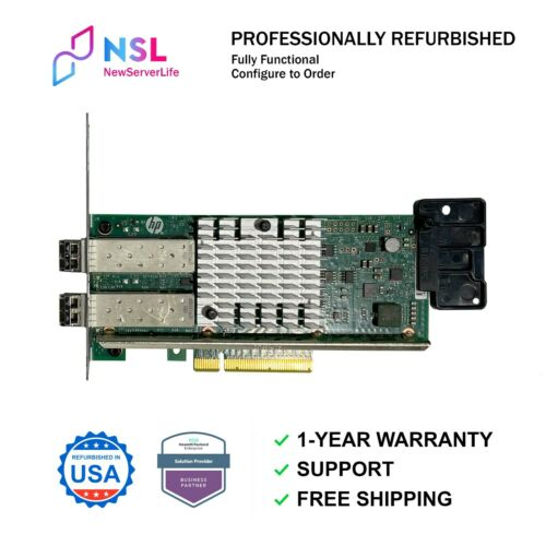 HP 3PAR StoreServ 7000 series 2-port 10Gb Ethernet Adapter E7X96A