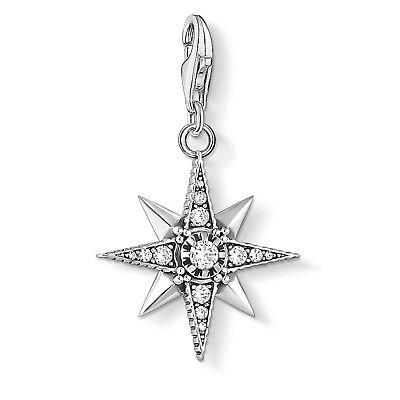 "THOMAS SABO Charm/ Anhänger ""Royalty Stern"", 925/- Sterlingsilber, 1756-643-14"