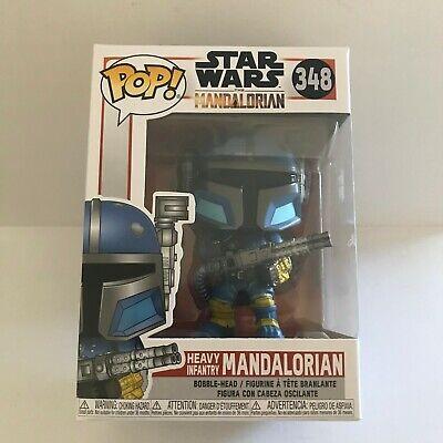 NEW Star Wars Heavy Infantry Mandalorian Funko Pop