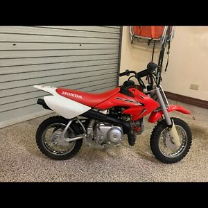 Honda CRF50 (One Owner - Good Condition)