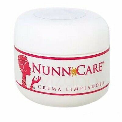 NUNN CARE CREMA LIMPIADORA ORIGINAL VERSION MEXICANA/ ACNE SCAR REMOVAL CREAM