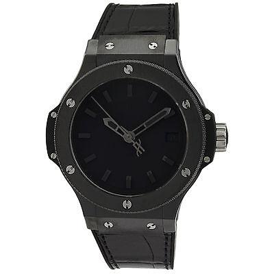 Hublot Big Bang Black Ceramic Men's Automatic Watch 365.CM.1110.LR