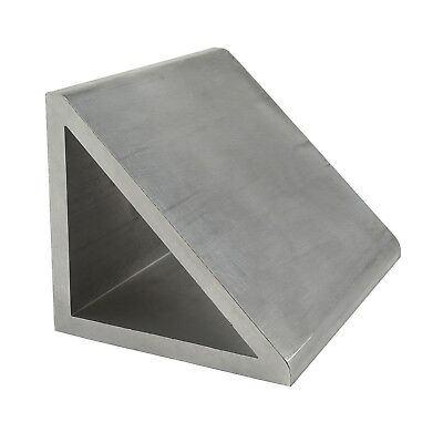 8020 Inc 3 X 3 X .25 Aluminum Gusset Profile 8636 X 48 Long N