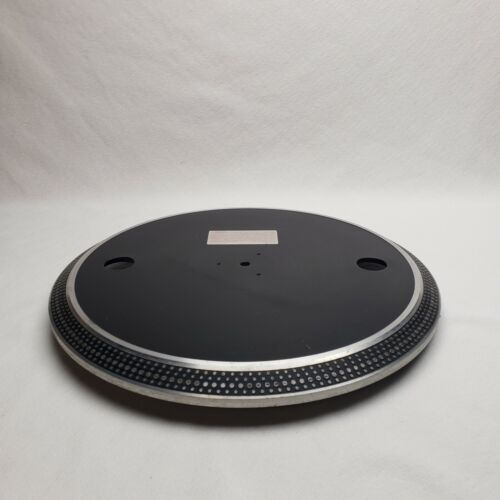 Technics Turntable SL 1200 mk2 platter Parts